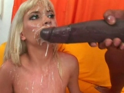 oral cum drenched